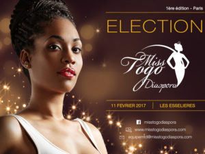 Election-Miss-Togo-Diaspora 2017